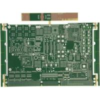 Buy cheap Immersion silver rigid-flex board from wholesalers