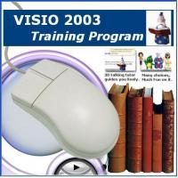 Buy cheap Visio 2003 Training Software CD product