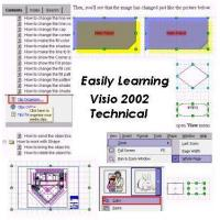 Buy cheap Visio 2002 Technical Training Software CD product