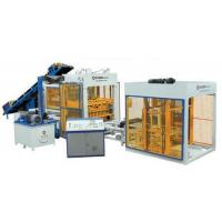 Buy cheap Automatic Brick Making Machine from Wholesalers