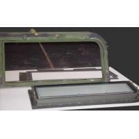 Buy cheap Bullet Resistant Glass Vehicle and Flat Transparent Armor from wholesalers