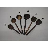 Buy cheap COCONUT SHELL ITEMS COCONUT SHELL,LADLES from wholesalers