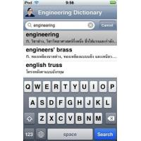 Buy cheap Dr. Wit's Engineering Dictionary from wholesalers