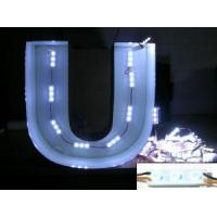 Buy cheap White LED Sign Modules from wholesalers