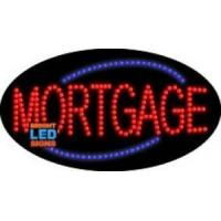 Buy cheap Mortgage Animated LED Sign from wholesalers