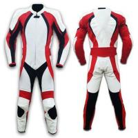 Buy cheap Motorbike One Piece Leather Suit for men from wholesalers
