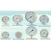 Buy cheap Glycerin Filled Gauges from wholesalers