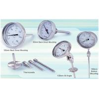 Buy cheap Temperature Gauges (Bimetel) from wholesalers