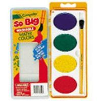 Buy cheap Arts and Crafts CRAYOLA SO-BIG WASHABLE WATERCOLORS from wholesalers