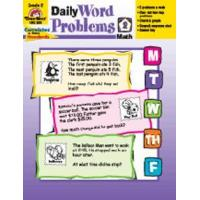 Books DAILY WORD PROBLEMS GR. 2