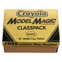 Buy cheap Arts and Crafts MODEL MAGIC CLASSPACKS 75 COUNT W HITE from wholesalers