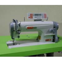 Buy cheap HIGH SPEED SINGLE NEEDLE LOCKSTITCH MACHINE WITH AUTOMATIC THREAD TRIMMER from wholesalers