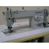 Buy cheap SINGLE NEEDLE LOCK STITCH SEWING MACHINE WITH VERTICAL EDGE TRIMMER from wholesalers