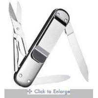Buy cheap Swiss Army Money Clip Silver Alox from wholesalers