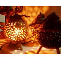 Buy cheap Coconut Shell Lamp ( s ) from wholesalers