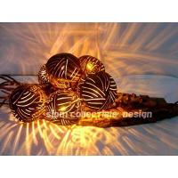 Buy cheap Coconut Shell Lamp from wholesalers