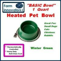 Buy cheap FARM ~N~ PET HEATED COMFORT Basic Heated Pet Bowl For Small Pets and Animals from wholesalers