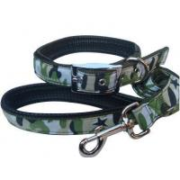 Buy cheap Nylon dog collar & lead 25mmcamouflage… from wholesalers