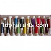 Buy cheap Two way Nail art pen 2 Way pen set 18 colors from wholesalers