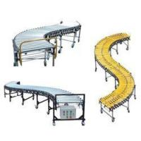 Buy cheap Flexible Expandable Single - Double Roller Conveyors from wholesalers