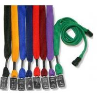 Buy cheap 1/2 Safety Breakaway Lanyard with Bulldog Clip from wholesalers