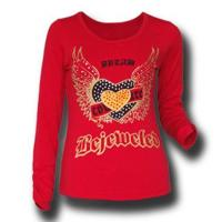 Buy cheap Ladies Long Sleeves T-shirt from wholesalers