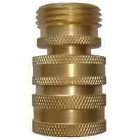 Buy cheap Art.Name:Brass Quick Disconnect Garden Hose Adapter Set from wholesalers