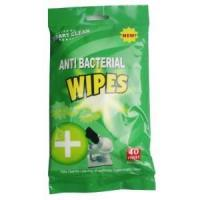 Cleaning Supplies Anti Bacterial Wipe 40s