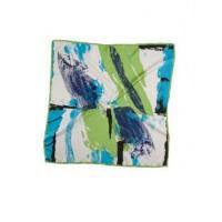 Buy cheap Silk Twill Scarf Modern Art from wholesalers
