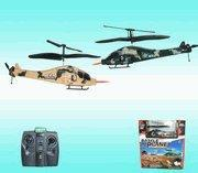 Buy cheap R/C RC MINI HELICOPTER REMOTE CONTROL RADIO CONTROLLED - FIGHTING HELICOPTERS! from wholesalers