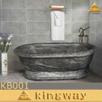 Buy cheap Stone Bathtubs Sapphire KB001 from wholesalers