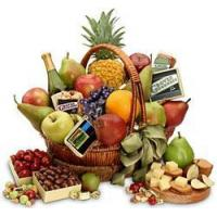 Buy cheap Fruit Gift Baskets Orchard Harvest from wholesalers