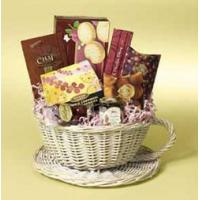 Buy cheap Birthday Presents Tea Party Gift Basket from wholesalers