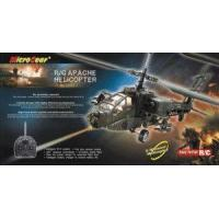 Buy cheap RC 3 Channels Apache Helicopter RTF - EC 10149 - Free Shipping from wholesalers