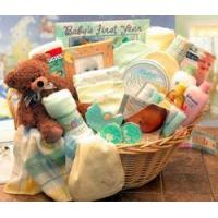 Buy cheap New Baby Deluxe Welcome Home Precious Baby Basket from wholesalers