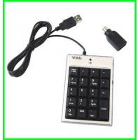 Buy cheap USB PS/2 Mini Numeric Keypad for Laptop/Desktop from wholesalers