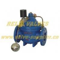 Buy cheap Electric Remote Control Float Valves from wholesalers