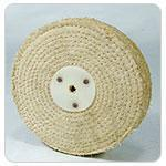 Buy cheap Hard Sisal- Cotton Wheel(CB-6300 ~ CB-6400) from wholesalers