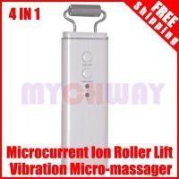 Buy cheap Microcurrent Ion Roller Lift Vibration Micro-massager from wholesalers