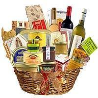 Buy cheap Grand Gift Hamper with Wine from wholesalers