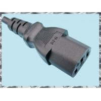 Buy cheap Europe (VDE) IEC plug (YX-210A) from wholesalers