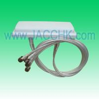 Buy cheap 2.4/5 GHz4x MIMO 2/4 dBi Ceiling Mount Antenna from wholesalers