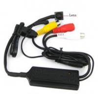 Buy cheap 420TVL 1/4 Inch Color Sony CCD Pinhole Camera Support Video and Audio Output product
