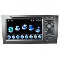 Buy cheap New Multi-language Audi A6 Car DVD Player GPS + iPod + TV from wholesalers