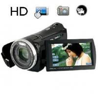 Buy cheap 1080P HD Camcorder with Touchscreen and 5x Optical Zoom from wholesalers