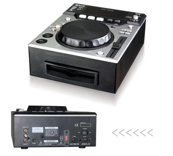 Buy cheap DJ CD Player from wholesalers