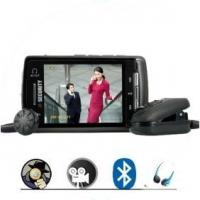Buy cheap kajoin Bluetooth Spy DVR Clip-On Surveillance Set + Media Player from wholesalers
