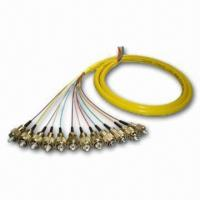 Buy cheap SC/ST/FC/LC Fiber Optic Pigtail from wholesalers