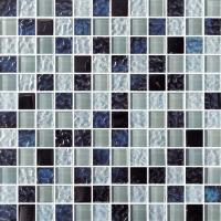 Buy cheap SGM-BSH01Crystal Glass Mosaic For Both Floor And Wall from wholesalers