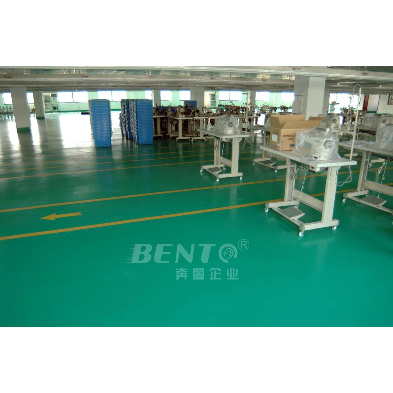 Buy cheap BT-EF1 thin coating without solvent type epoxy floor level system from wholesalers